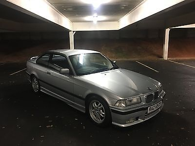 Bmw 1997 318IS Coupe Sport M3 factory Kitted E36 1 Owner 88k Stamped history