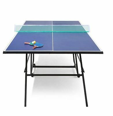 Table Tennis Rollaway Foldaway Playback Tournament Level Dimension Roll Casters