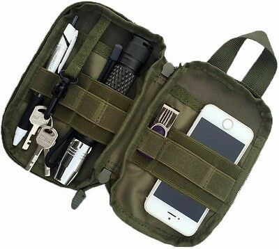 Tactical Outdoor CS Accessories Bag Mini Waist Bag Small Molle Phone