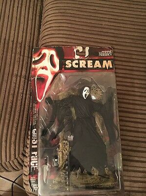 McFarlane Toys - Movie Maniacs Series 2 - Scream - Ghost Face Action Figure