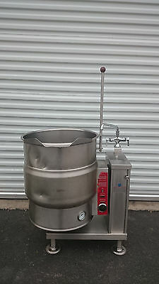 Vulcan 20-Gallon Steam-Jacketed Tilting Kettle Model VEC20-T  in 208V Electric