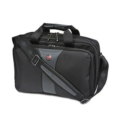 "Wenger Swiss Guard WA-7657-14 Legacy 14.1"" Double Laptop Bag Case Christmas Gift"