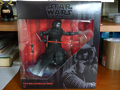 "Figurine Star Wars Black Séries 6"" Kylo Ren ( Starkiller Base )"