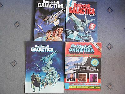 Battlestar Galactica Cinema Prog/ Magazines/annuals.1978 Originals.