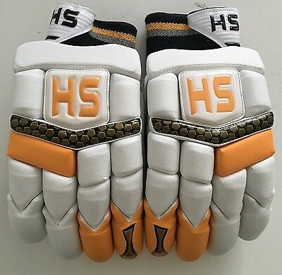 HS 96 Batting Cricket Gloves ADULT RH New Style Bargain
