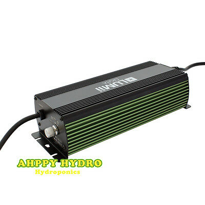 LUMii DIGITA 600W | 1000W  Dimmable Ballast - hydroponics - lighting equipment