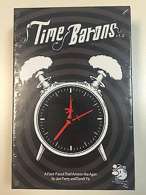 Time Barons - Card Game - BRAND NEW - Quibble Games - RRP 49.99