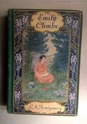 Emily Climbs By Montgomery First Edition Prima Edizione 1925