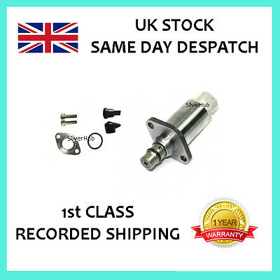 For Nissan Navara 2.5 Dci (2005-On) New Fuel Pump Suction Control Valve Scv Kit