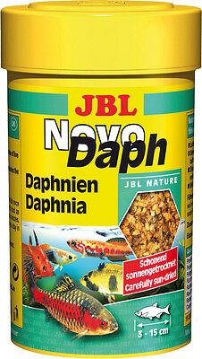 JBL NovoDaph (Novo Daph) - Natural Daphnia 100ml @ BARGAIN PRICE!!!