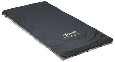 Drive Premium Guard Gel Foam Overlay Bed Pressure Redistribution Mattress 14893