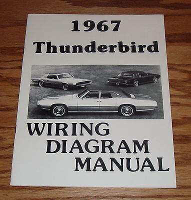 pontiac firebird wiring diagram manual bull picclick 1967 ford thunderbird wiring diagram manual 67