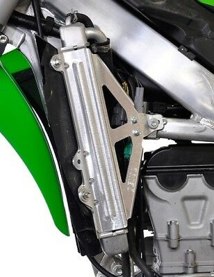 Devol Racing Radiator Braces For Kawasaki KX 450 F 2016-2017 0122-2503