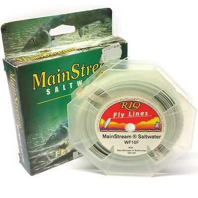 Rio MainStream Saltwater WF-10-F Fly Fishing Line *CLEARANCE*