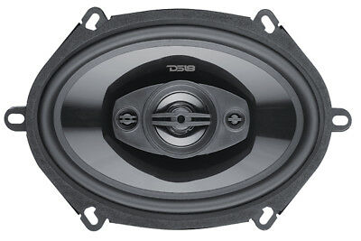 """DS18 SLC5.7 Car Audio 300 Watts 5x7"""" Inch Coaxial Speakers Pair"""