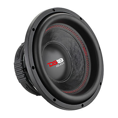 """DS18 SLC12S Select Car Audio 500 Watts 12"""" Inch SQ SPL Subwoofer"""