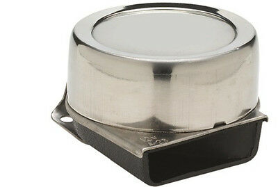 NEW 12 Volt Stainless Steel Electric Horn For Boat Marine