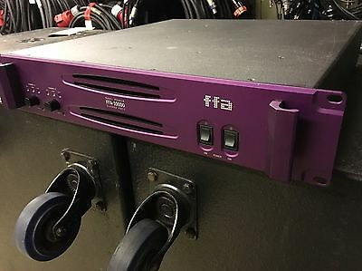 Full Fat Audio FFA-10000 Power Amplifier For Funktion-One, Turbosound