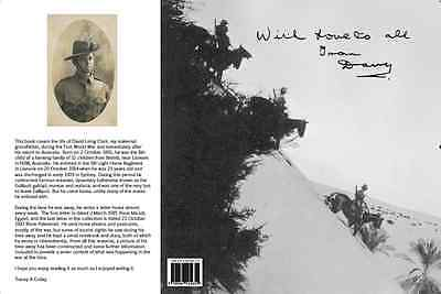 Limited edition WW1 Light Horse book