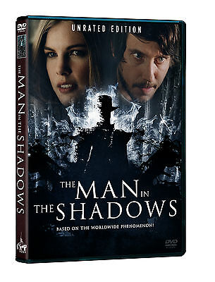 The Man In The Shadows DVD [2016]