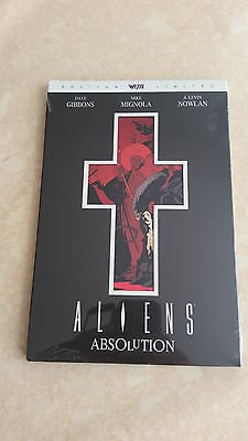 Comic VF - Aliens / Absolution - Gibbons, Mignola / Edition Collector 500 exp !!
