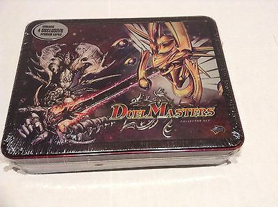 Duel Masters Shadowclash Collectable  Card Game Set Gift Tin