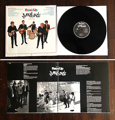 The Yardbirds ‎– Having a Rave UP with Vinyl LP 1965 (The Definitive Edit)