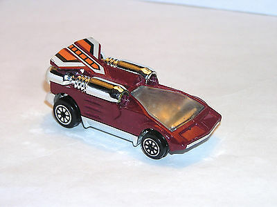 Vintage Kenner Fast 111s Twin Tank Turbo **YELLOW LIGHT SPECIAL**