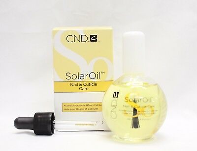 CND Creative Nail Design Cuticle Solar Oil 2.3oz/68mL ~New Packaging~ SALE