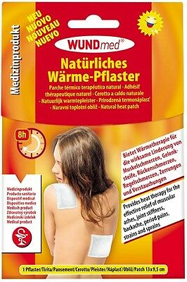 10 PCS HEAT Plasters Heat Cushion to Heat Therapy Plaster by wundmed