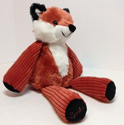 very collectible Fern the Fox scentsy buddy
