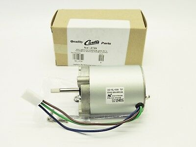 NEW Curtis WC-3739 Cappuccino Whipper Motor Genuine OEM