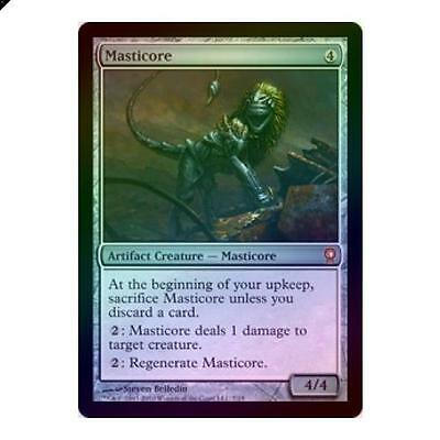 Magic The Gathering MTG Masticore - Foil From Vault: Relics (2010) Singles