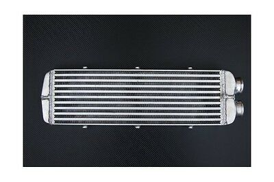 Intercooler 550x180x65mm ONE-SIDE FMIC.EU Performance FRONT mount in/outlet 57mm