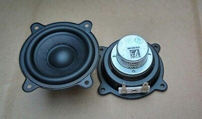 2pcs Original value 2.5-inch full-range speakers replace bose Jbl Harman