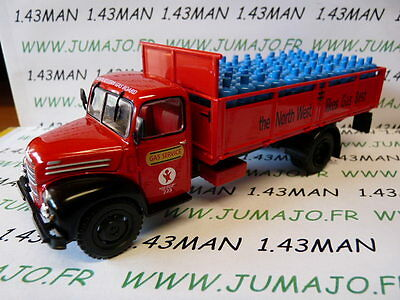 CAMIONS 1/43 altaya IXO FORD Thames  Gaz service