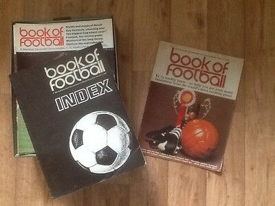 Marshall Cavendish Book of Football - Complete Set