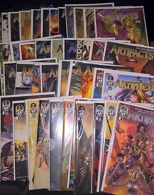 Artifacts 1-40 TOP COW (singles)