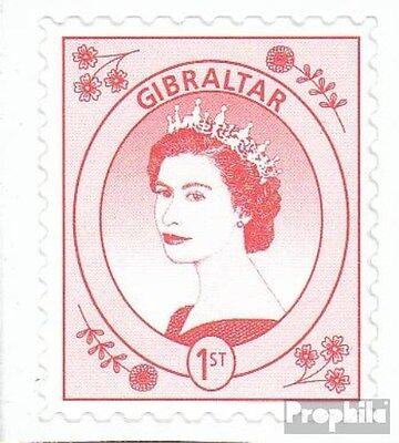 Gibraltar 870 (complete.issue.) unmounted mint / never hinged 1999 Elizabeth II