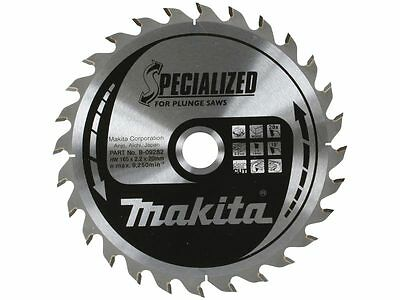 Makita B-09260 160mm x 20mm x 28T Specialized Plunge Saw Blade