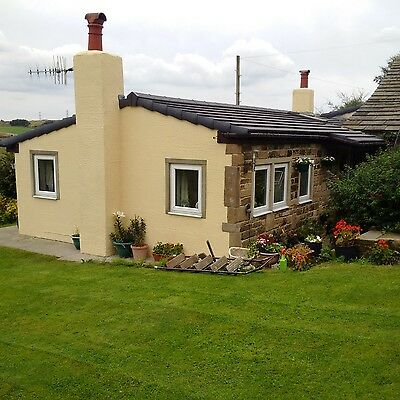 3 Bed Detached Cottage in 2/3  Acre with Outbuildings & Planning for Bungalow