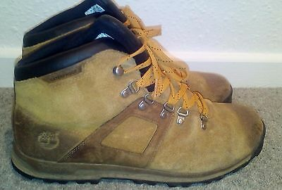 Timberland  Walking Hiking Trail boots UK 12.5  suede 90s VTG