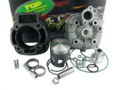 9931270 Cilindro Top Trophy 70Cc D.48 Piaggio Zip Sp 50 2T Lc  -2000 Sp.12 Ghisa