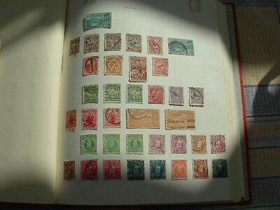 Used early QV selection from New Zealand.1898 to 1909.
