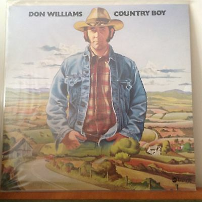 DON WILLIAMS - Country Boy  Vinyl LP Album ABCL 5233 Stereo