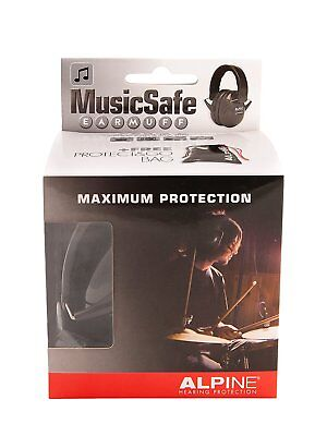 Earplugs For Musicians Insulation Hearing Protection Ear Plugs Drummers Muffy