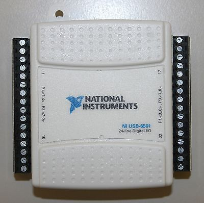 National Instruments NI USB-6501 24-ch