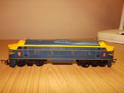 P383: Triang OO Gauge Transcontinental TR Double Ended Diesel Loco