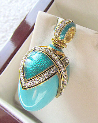Sale ! Outstanding Pendant Sold Sterling Silver 925 & 24K Gold Genuine Turquoise