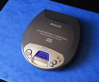 *** Walkman Cd - Philips Cd Rewritable Compatible -  Dynamic Bass Boost ***